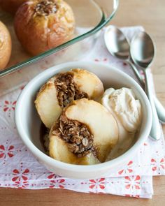 Baked Apples Stuffed
