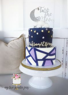 Two the Moon Birthday