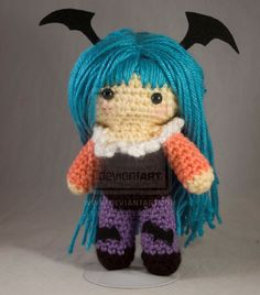 morrigan v 2.0 by pirateluv.deviantart.com on @deviantART