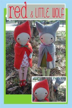 Simplified dolls