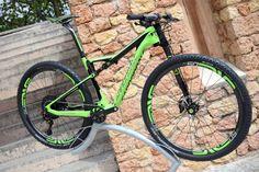 Novi Cannondale Scalpel-Si, te dni na voljo, da ga preizkusite  Cannondale Bicycle