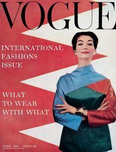 Vogue April 1956