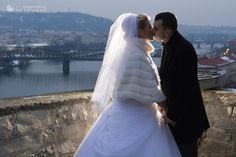 Prague wedding in January.