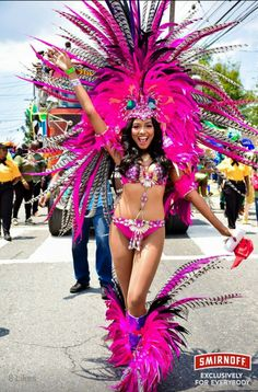 Goooorgeous Costume for  Jamaica Carnival 2k15