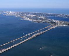 Houston/Galveston Causeway