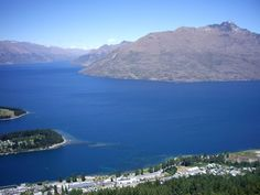 Queenstown New Zealand, Travel Guide, Attraction, River, Mountains, Nature, Outdoor, New Zealand, Alps