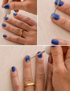 3 genius ways to save a chipped manicure