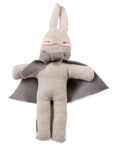 | ThisKathryn Davey Super Bunnyis Handcrafted in San Francisco with love |