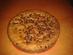 Galleta Gigante para #Mycook http://www.mycook.es/receta/galleta-gigante/