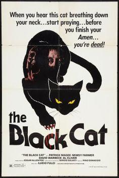 El señor de los bloguiños: El gato negro (1981) de Lucio Fulci