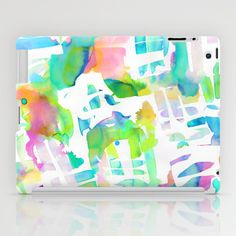 Tropico Pink iPad Case + free shipping worldwide