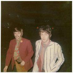 Ringo and Paul George Harrison, Beatles Photos, The Beatles, John Lennon, Bug Boy, Lennon And Mccartney, Paul Mccartney Ringo Starr, Sir Paul, Nostalgia