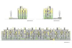 156 VPPA Espartales Norte - Alberich-Rodriguez Arquitectos / Fernando Casqueiro / Gerardo Marcos
