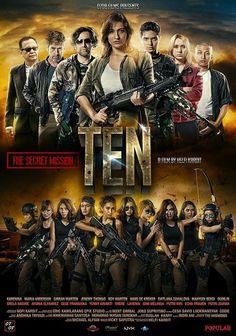 TEN : The Secret Mission