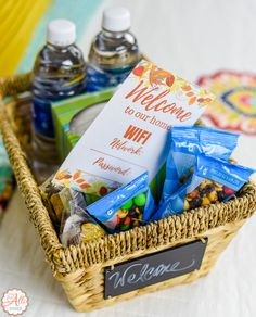 How to Create an Amazing Basket for Holiday Guests This shop has been compensated by Collective Bias, Inc. and its advertiser. All opinions are mine alone. Now that my guest…
