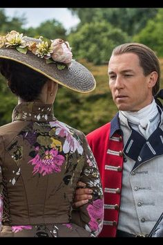 Outlander Season Two: Black Jack Randall came back from the dead...Jamie and Claire believed Randall had been trampled to death by Sir Marcus MacRannoch's cattle during Jamie's rescue from the dungeons of Wentworth Prison.