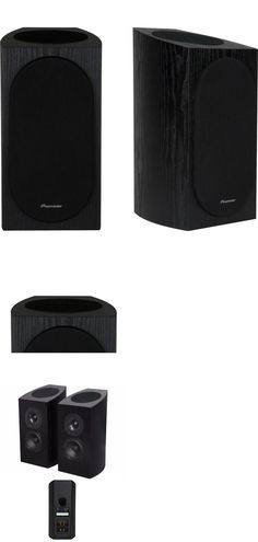 Home Speakers And Subwoofers Pioneer Sp Bs22a Lr Andrew Jones Dolby Atmos Black