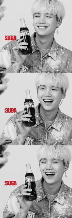 BTS x Coca Cola