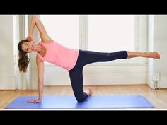 Pilates Workout: The 30-Minute Sequence for Stronger Abs | Greatist