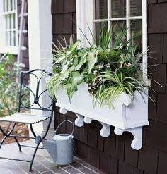 Great window box!