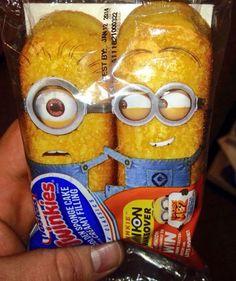 Minion Twinkies   ---- hilarious jokes funny pictures walmart fails meme humor