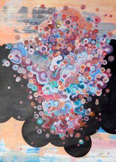"""Saatchi Online Artist Greg Rivera; Painting, """"Descending Eagle"""" #art"""
