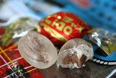サクマ チョコレートキャンディー チャオ 広告 1969 中にチョコレートが入って、アメに開いた穴からチュウチュウ吸っとったな〜〜
