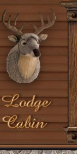 Hunting lodge log cabin decorating ideas - moose decor, bear decor - deer decor - Camping Room Ideas - Ski Lodge Decor - turn your rustic retreat into a luxuriously designed wilderness haven. Our cabin room decor, cabin home accessories, and rustic home decorations also make great gifts for any log cabin owner or rustic art lover. seashore cottage or mountain hunting lodge, north woods hiking cabin or bayou fishing camp.