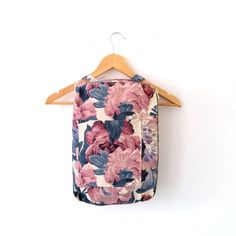 floral bouquet carry all
