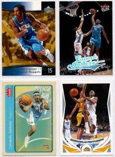 2004/2005 Fleer Tradition Blue Carmelo Anthony #219 Denver Nuggets Basketball Card by tradition, http://www.amazon.com/dp/B00CEICN2Y/ref=cm_sw_r_pi_dp_inYXrb1PE6219