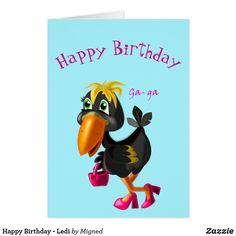 Открытки с днем рождения ворона