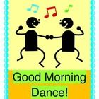 """""""GOOD MORNING DANCE!"""" - START YOUR DAY WITH RHYTHM!  Ready for some Dancing Dudes and Dancing Divas?  Get your students moving to a strong rhythm pattern - great for brain development and for hearing 'the rhythm of language'!  Enjoy this fun SONG and GROUP GAME, and get your kids focused!  Make your kids feel special when they start the day in your class.  Simple song notes are included.  """"Good morning to Rachel!  She looks great today!"""" (5 pages) Dancing Fun from Joyful Noises Express TpT…"""