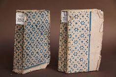 Le Bibliomane Moderne : Bibliophilie et autres Bibliomanies ...: Papiers dominotés de la bibliothèque de la ville de Grasse (Alpes-Maritimes).