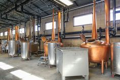 Another Era Begins As The New Leopold Bros. Distillery Opens - Eater Denver