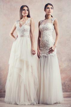 Divine Atelier's dreamy 2014 Poetica bridal collection