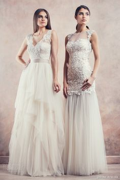 Divine Atelier's dreamy 2014 Poetica bridal collection