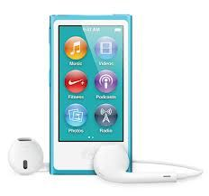 iPod - tunes for the beach are a must!