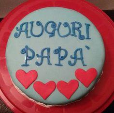 Al mio papà. ...tantissimi auguri  di una felicissima festa del papà. ..dai tuoi  quattro cuoricini. Baci baci