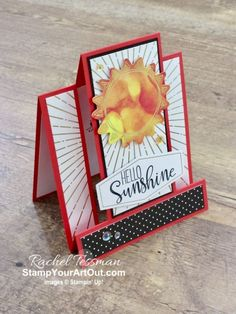 Scrapbook Page Layouts, 12x12 Scrapbook, Center Step Cards, Box Of Sunshine, Hello Sunshine, Stampin Up Paper Pumpkin, Pumpkin Cards, Card Box Wedding, Diy Wedding