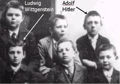 Hitler class photo...1901...Even as a child he had a creepy look about him...t Interesting History, Interesting Stuff, Historical Photos, World History, World War Ii, Primary School, School Boy, Gustav Mahler, Gustav Klimt