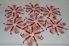 Christmas Beading Patterns Seed Beads images
