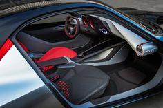 Opel показал «бескнопочный» салон концепта GT - Автошоу - Cardesign.ru