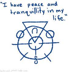 A Sigil Witch • Thanks☺️ I love using my crystals for meditation. Sigil Magic, Magic Symbols, Spiritual Symbols, Magic Spells, Egyptian Symbols, Viking Symbols, Viking Runes, Ancient Symbols, Circle Tattoos