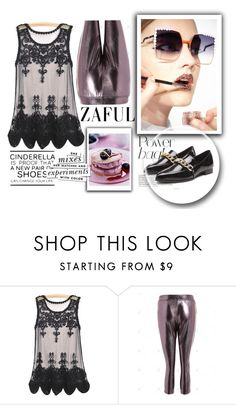 """Power style"" by difen ❤ liked on Polyvore featuring Fendi and Kate Spade"