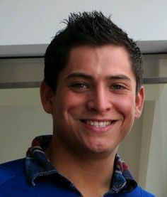 Another adorable Dodger.... Mr. Javy Guerra...so cute