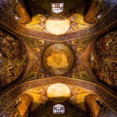 Chehel Sotoun, Isfahan - Iran