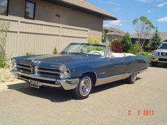 1965 Pontiac Parisienne Custom Sport Convertible