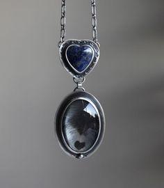 American Kestrel specimen pendant by gallerydarrow on Etsy