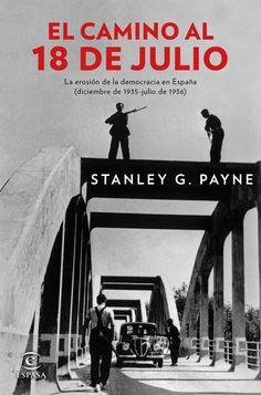 Con motivo del 80 aniversario del estallido de la Guerra Civil, Stanley G. Payne, uno de los más reconocidos hispanistas del mundo anglosajón, se embarca en un ambicioso proyecto que no es ni una historia ni un libro sobre la guerra en sí, sino una obra sobre los orígenes y la erosión de la convivencia y la democracia en España.  http://rabel.jcyl.es/cgi-bin/abnetopac?SUBC=BPBU&ACC=DOSEARCH&xsqf99=1833936
