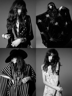 joujouvilleroy » Saint Laurent Psych Rock Collection